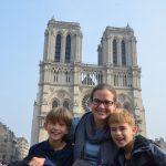 Europe Spring Break - Paris: Notre Dame